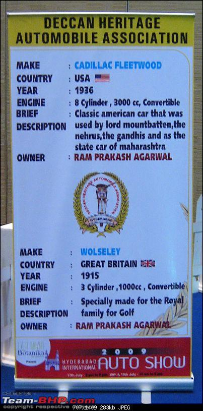Vintage Car and Motorcycle Display by Deccan Heritage Automobile Association - @ HIAS-img_3402.jpg