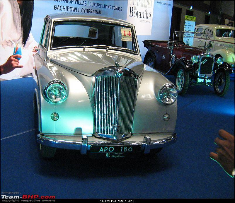 Vintage Car and Motorcycle Display by Deccan Heritage Automobile Association - @ HIAS-img_3411.jpg