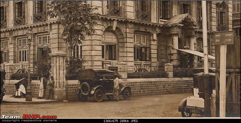 Nostalgic automotive pictures including our family's cars-bombay-home-street-191x-tbhp2.jpg