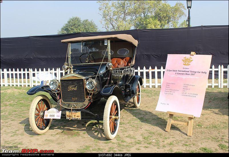Report & Pics: 21 Gun Salute Vintage Car Rally, 2017-ford01.jpg