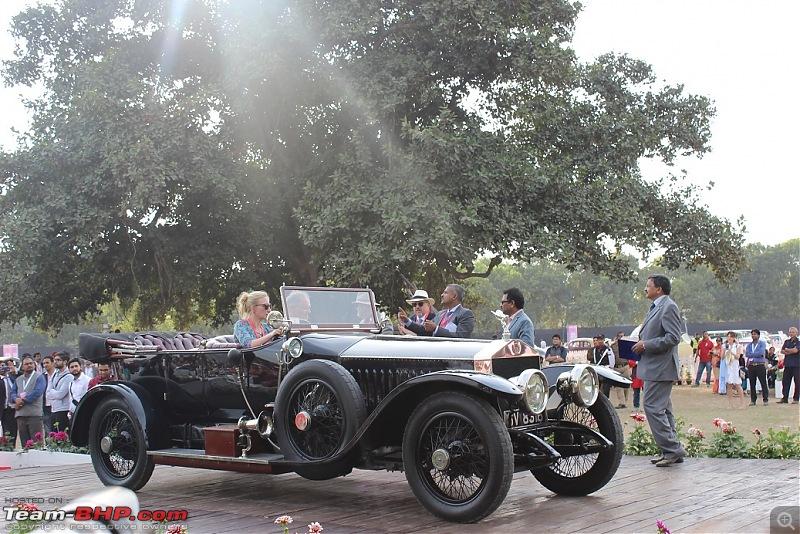 Report & Pics: 21 Gun Salute Vintage Car Rally, 2017-rolls01a.jpg