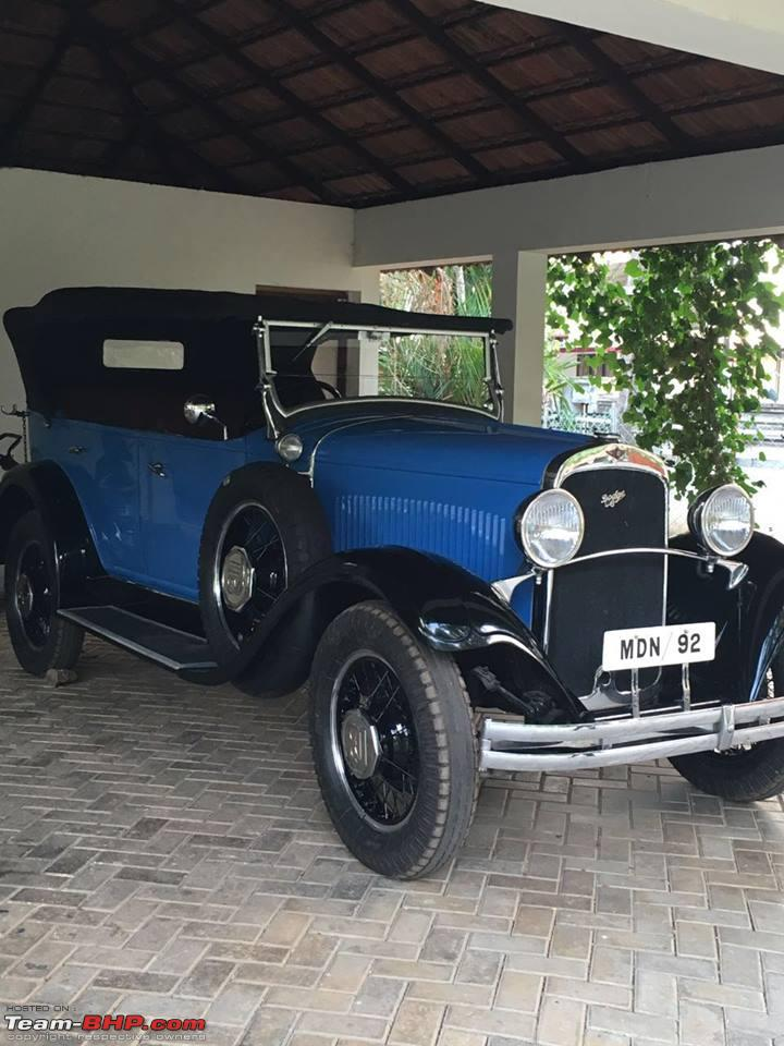 Pics: Vintage & Classic cars in India - Page 179 - Team-BHP