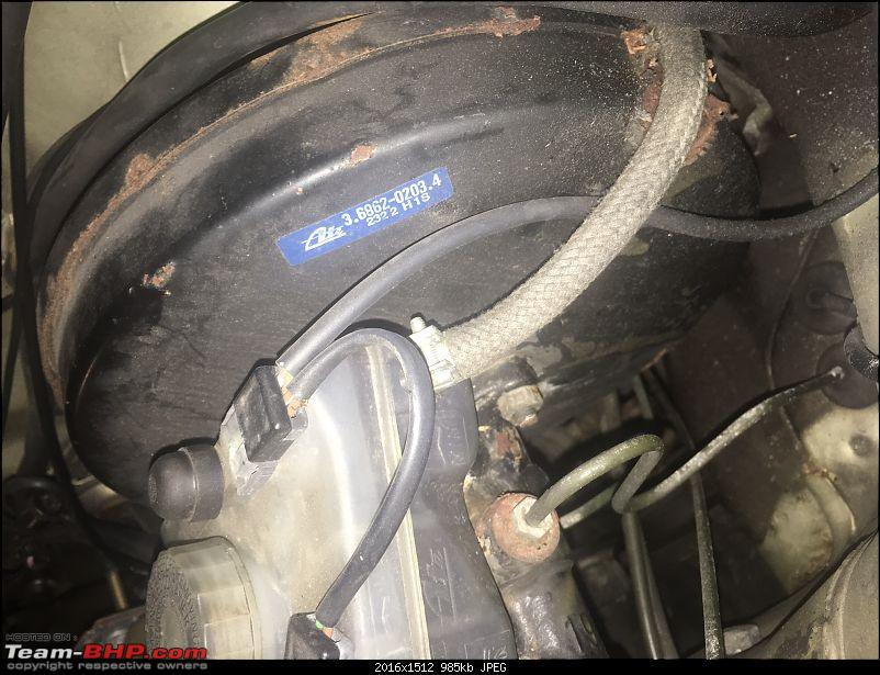 Mercedes W123 240D - Yet another addition to the family-w123-brake-booster.jpg