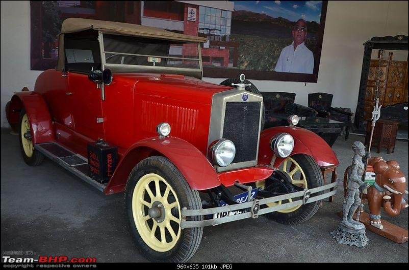Vintage Villa Classic Car Collection In Surat Team Bhp