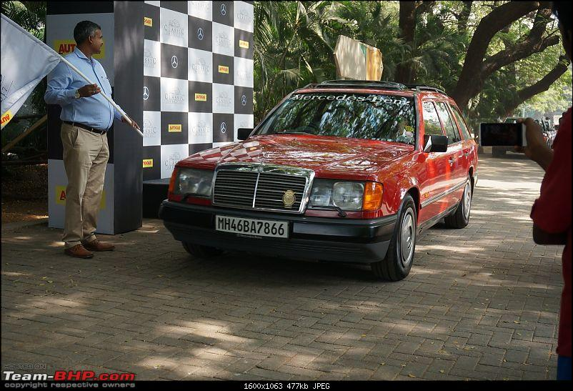 Pics: Mercedes-Benz Classic Car Parade in Mumbai. November 12, 2017-flagoff62.jpg