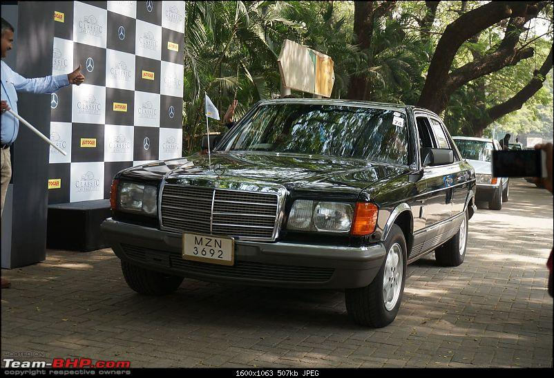 Pics: Mercedes-Benz Classic Car Parade in Mumbai. November 12, 2017-flagoff63.jpg
