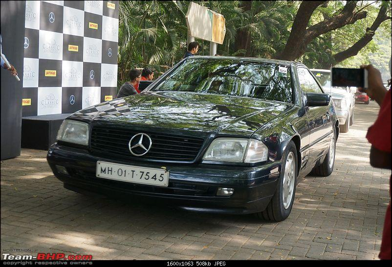 Pics: Mercedes-Benz Classic Car Parade in Mumbai. November 12, 2017-flagoff65.jpg