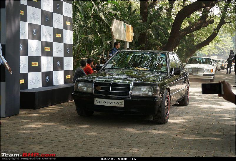 Pics: Mercedes-Benz Classic Car Parade in Mumbai. November 12, 2017-flagoff74.jpg