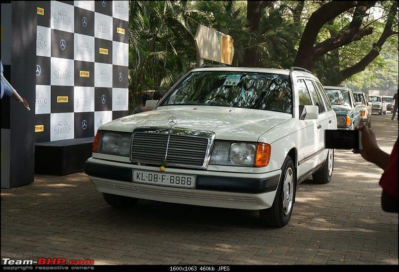 Pics: Mercedes-Benz Classic Car Parade in Mumbai. November 12, 2017-flagoff75.jpg