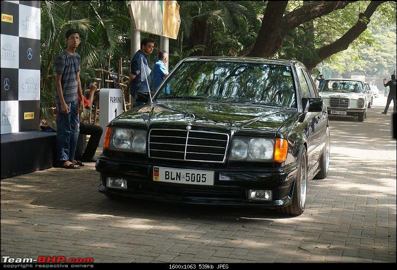 Pics: Mercedes-Benz Classic Car Parade in Mumbai. November 12, 2017-flagoff89.jpg