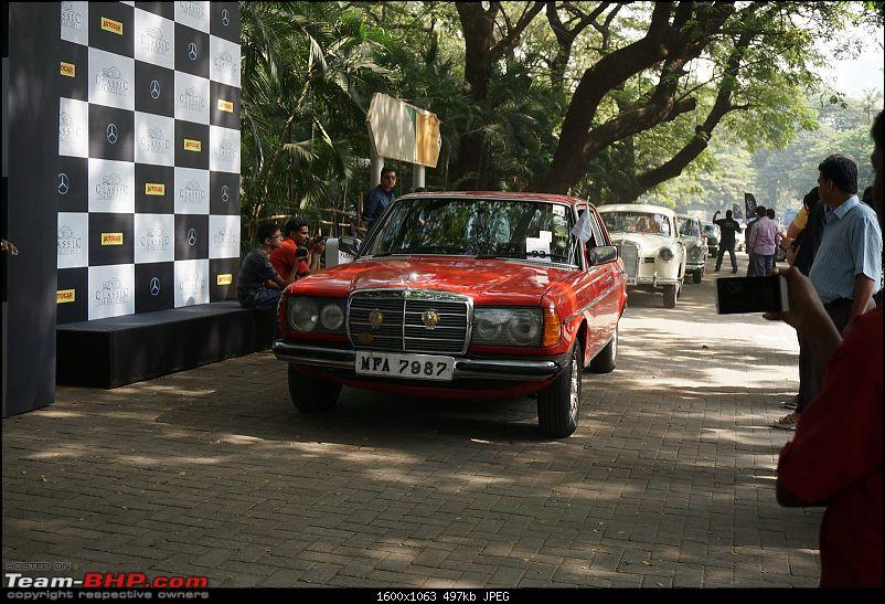 Pics: Mercedes-Benz Classic Car Parade in Mumbai. November 12, 2017-flagoff38.jpg