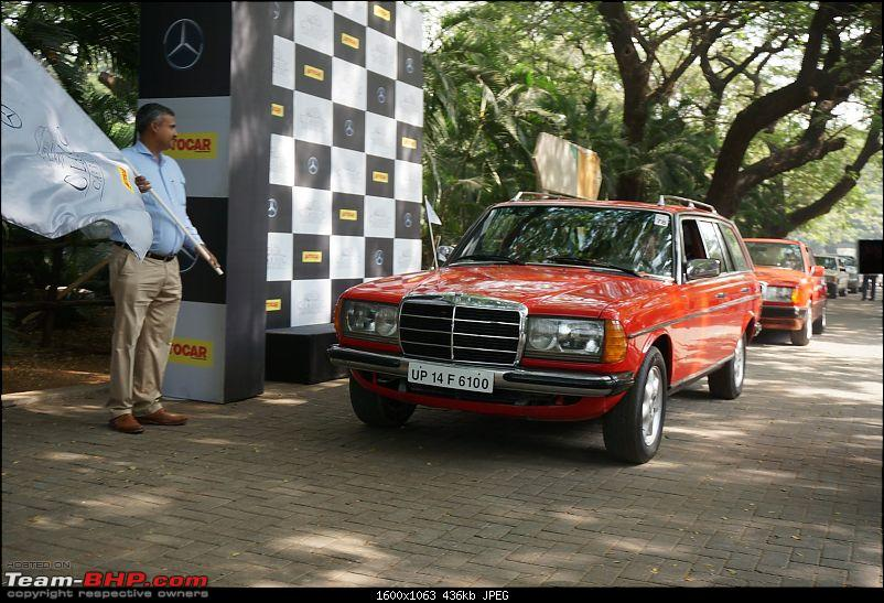 Pics: Mercedes-Benz Classic Car Parade in Mumbai. November 12, 2017-flagoff52.jpg