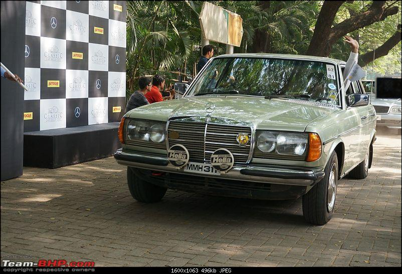 Pics: Mercedes-Benz Classic Car Parade in Mumbai. November 12, 2017-flagoff57.jpg