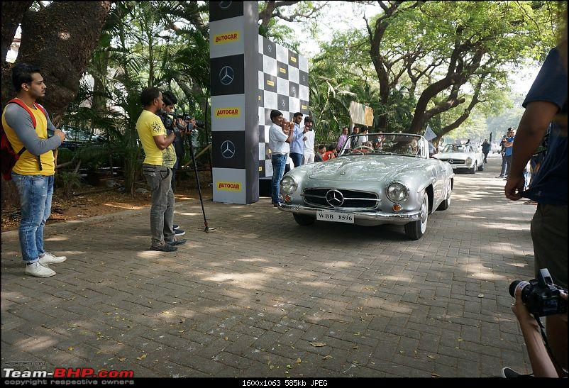 Pics: Mercedes-Benz Classic Car Parade in Mumbai. November 12, 2017-flagoff11.jpg