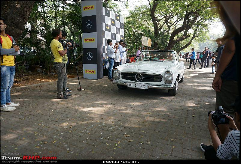 Pics: Mercedes-Benz Classic Car Parade in Mumbai. November 12, 2017-flagoff12.jpg