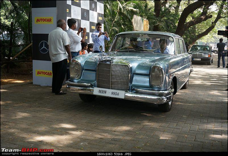 Pics: Mercedes-Benz Classic Car Parade in Mumbai. November 12, 2017-flagoff15.jpg