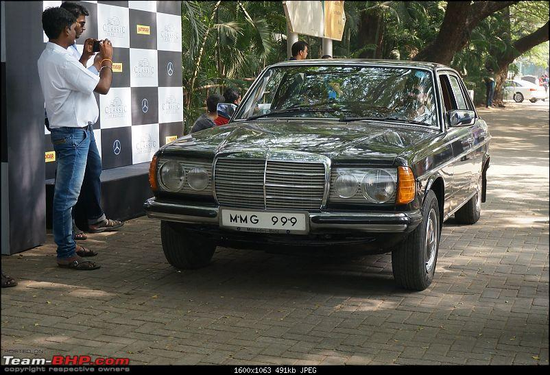 Pics: Mercedes-Benz Classic Car Parade in Mumbai. November 12, 2017-flagoff25.jpg