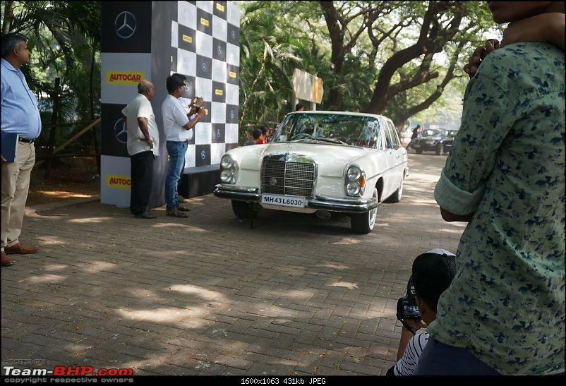 Pics: Mercedes-Benz Classic Car Parade in Mumbai. November 12, 2017-flagoff28.jpg