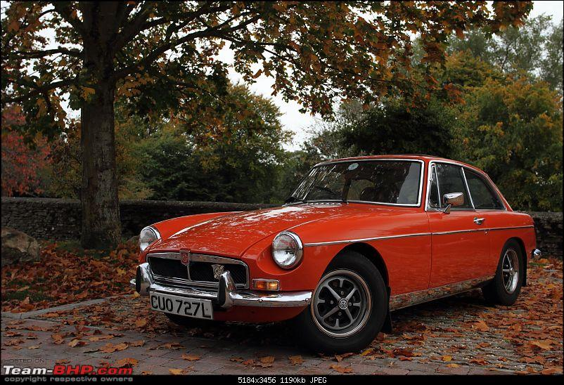 MG India reaches out to owners of classic MGs. EDIT: Pics of parade added-1965-mg-mgb-gt-mk1-coupe.jpg