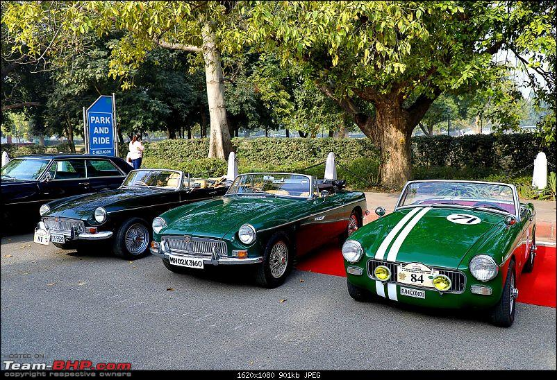 MG India reaches out to owners of classic MGs. EDIT: Pics of parade added-a54a3404.jpeg