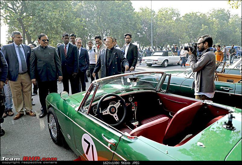 MG India reaches out to owners of classic MGs. EDIT: Pics of parade added-a54a3501.jpeg