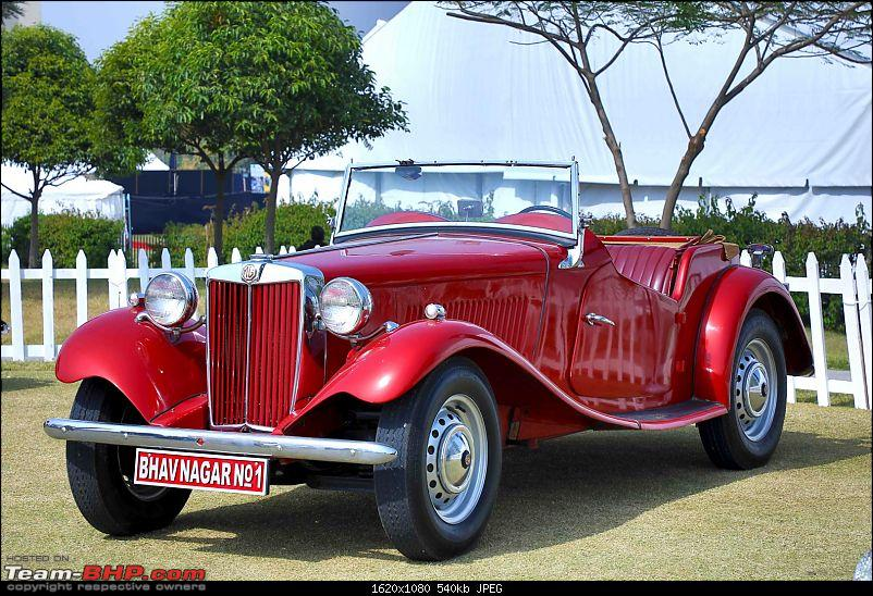 MG India reaches out to owners of classic MGs. EDIT: Pics of parade added-a54a4081.jpeg