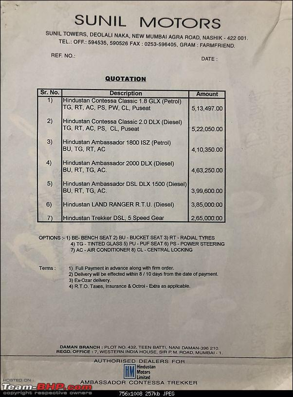 Cost of classic cars when new? Pics of invoices included-img_6607.jpg