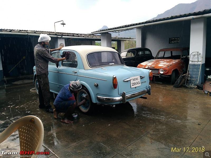Summer Drive: 7 Fiat Millecentos visit Mysore-11.jpg