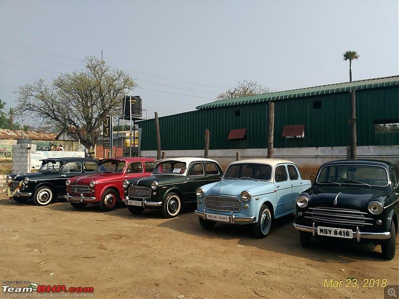 Summer Drive: 7 Fiat Millecentos visit Mysore-2.jpg