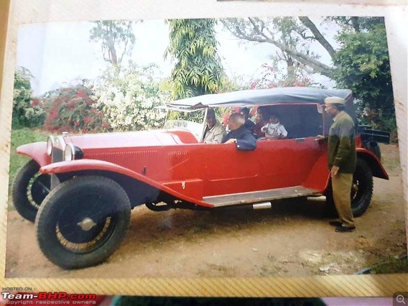 The Legendary Tootoo Imam : Car Racer-maharaja-dumrao.jpg
