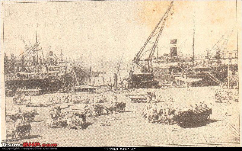 Images of Traffic Scenes From Yesteryears-dock.jpg