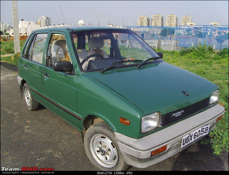 Classic Maruti Day, 2018 - A meet & drive with early Maruti models-first_facelift_model_of_maruti_suzuki_800_in_india.jpg