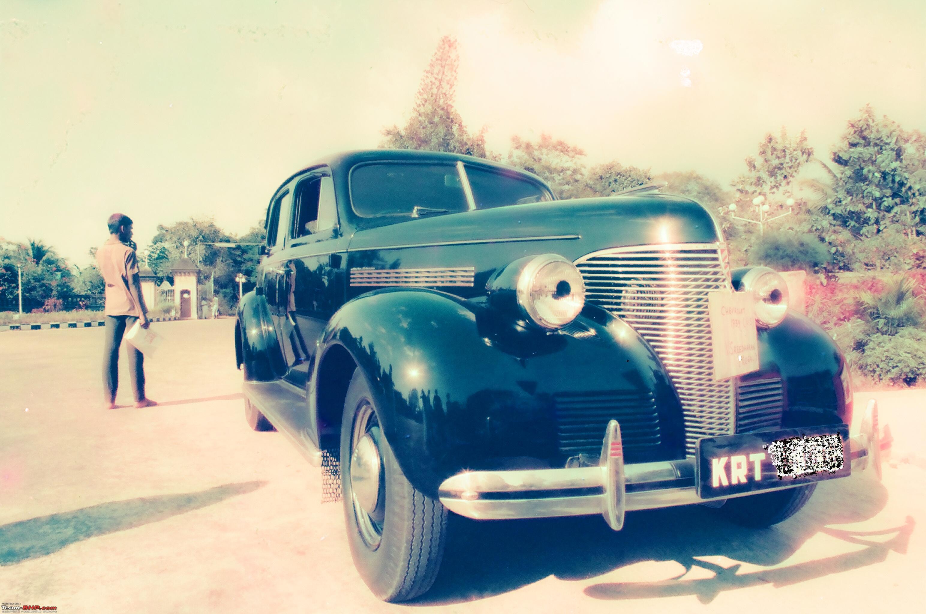 Vintage Car Rally (?