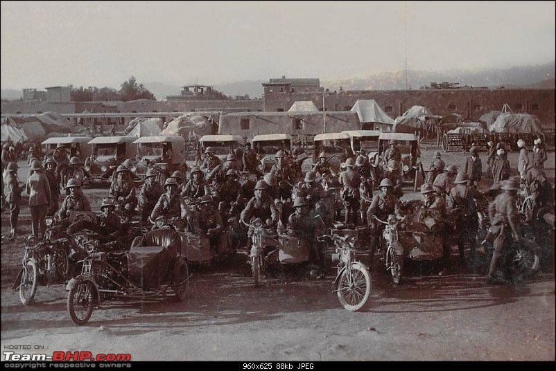 Pre-War Military Vehicles in India-british-army-transport-north-west-frontier-1919..jpg