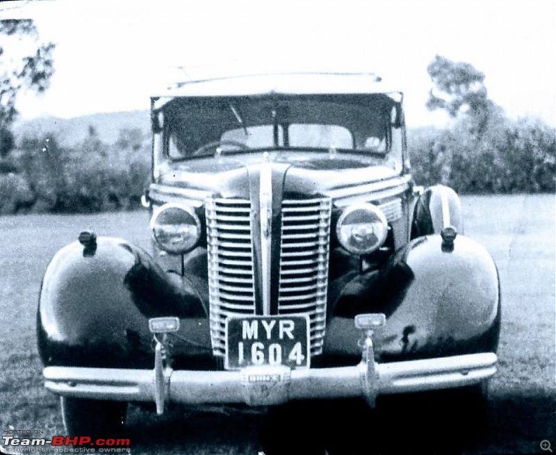 """Doing a Mysore"" again - Cars of Maharaja of Mysore-2.jpg"