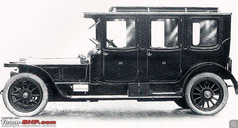 """Doing a Mysore"" again - Cars of Maharaja of Mysore-3.jpg"