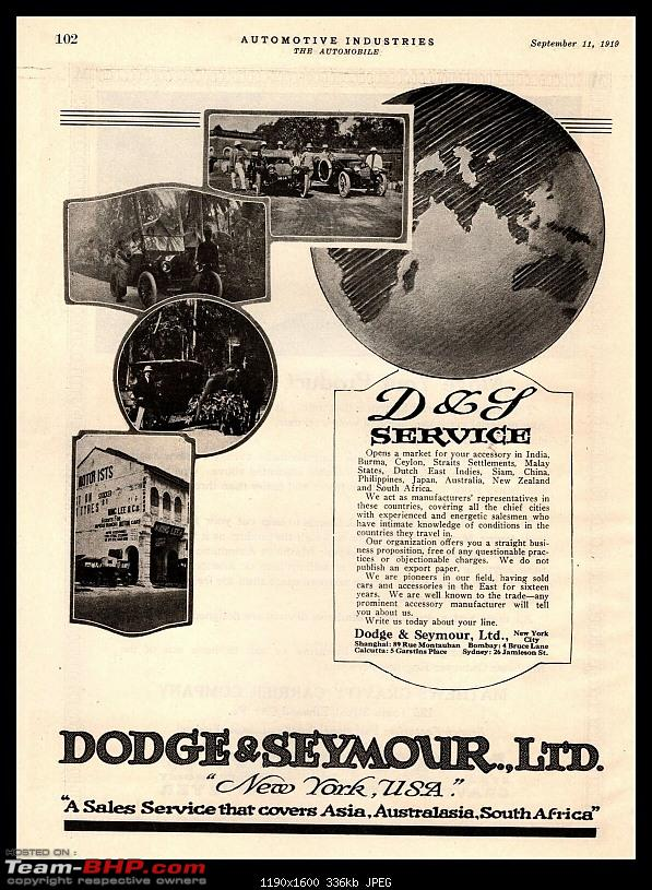 Dealerships, Coachbuilders, Vehicle Assembly in India-dealership-dodge-seymour-1919.jpg