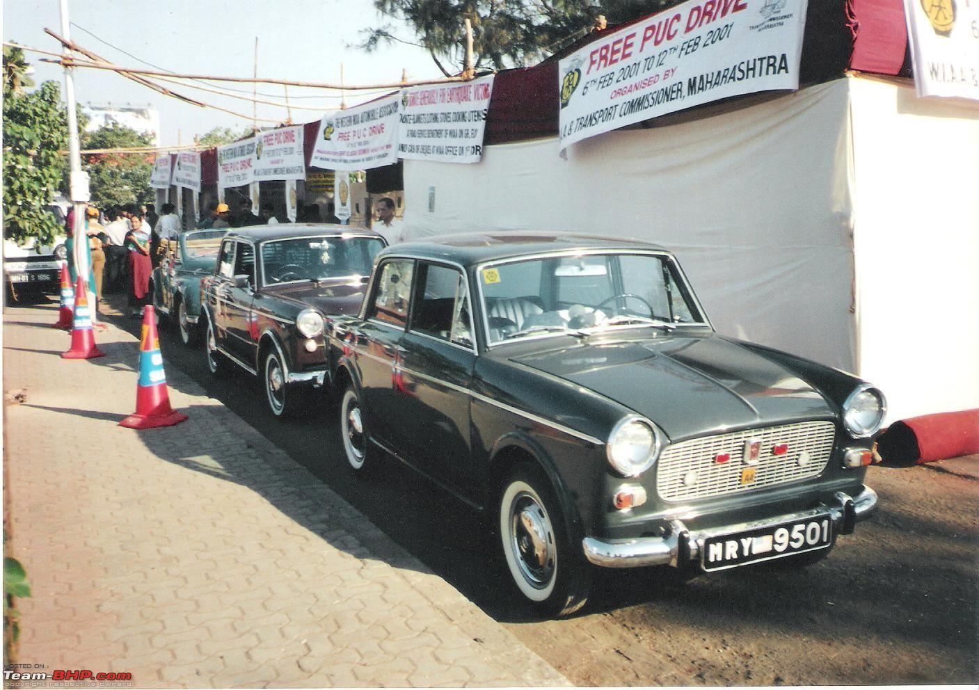 Fiat Classic Car Club Mumbai Page Team Bhp