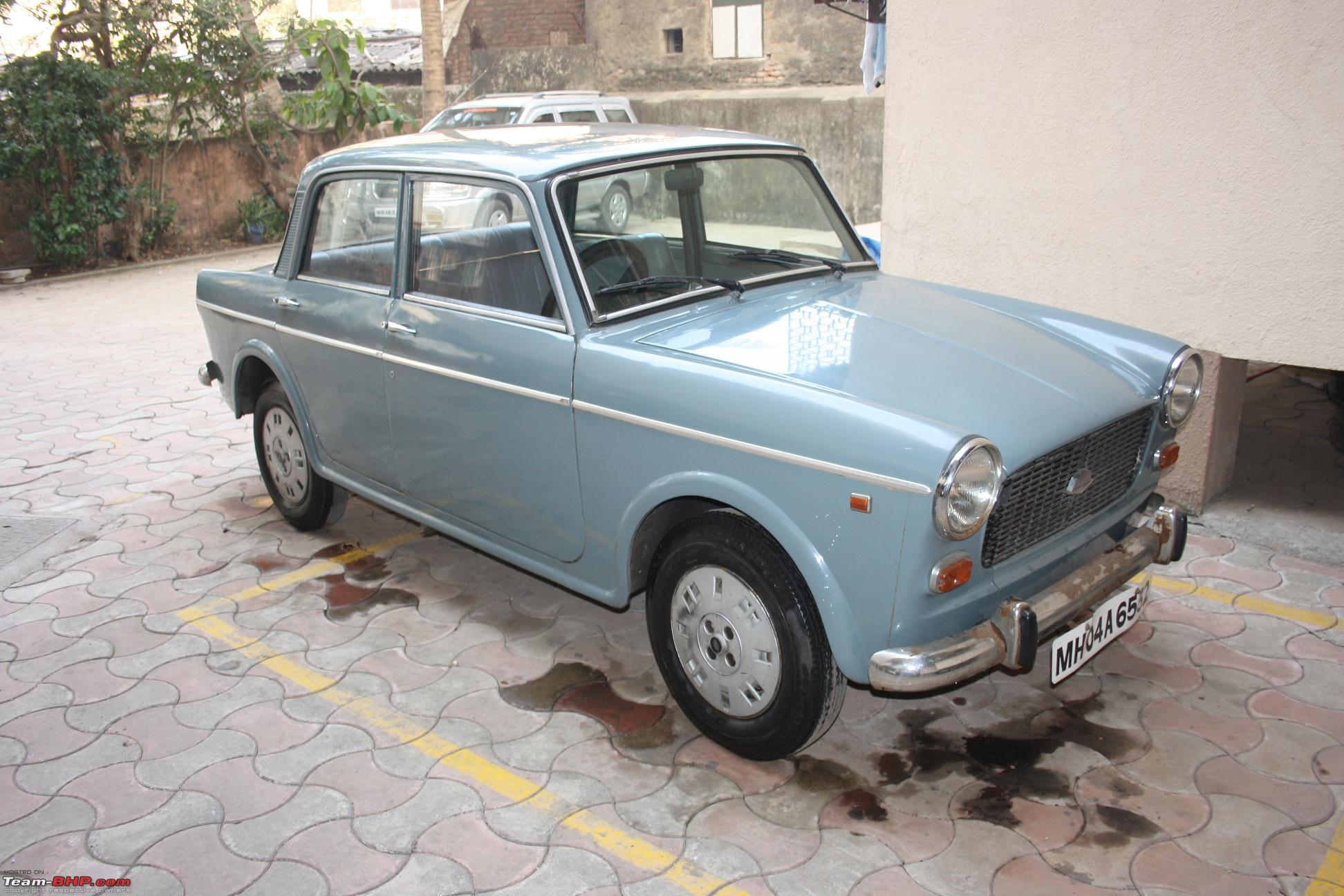 Fiat Classic Car Club - Mumbai - Page 163 - Team-BHP