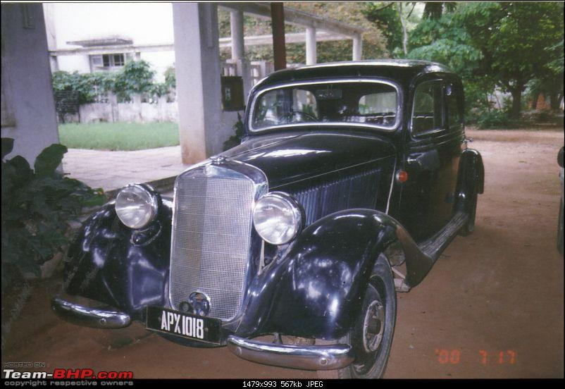 Vintage & Classic Mercedes Benz Cars in India-mercedes-170v-sedan-hyderabad.jpg