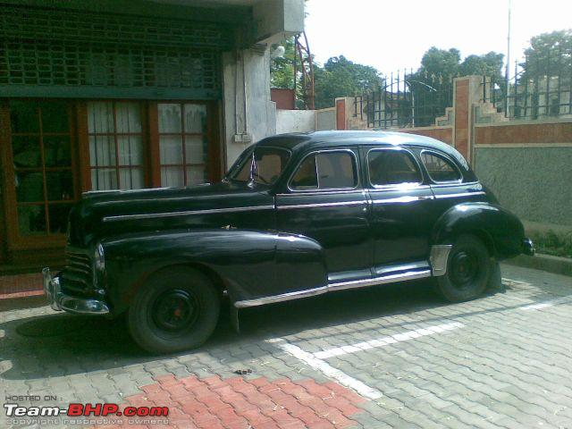 Pics: Vintage & Classic cars in India - Page 50 - Team-BHP