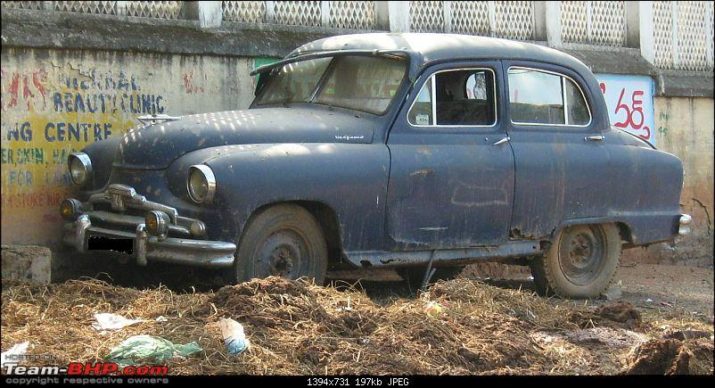 Standard cars in India-junkvan01.jpg