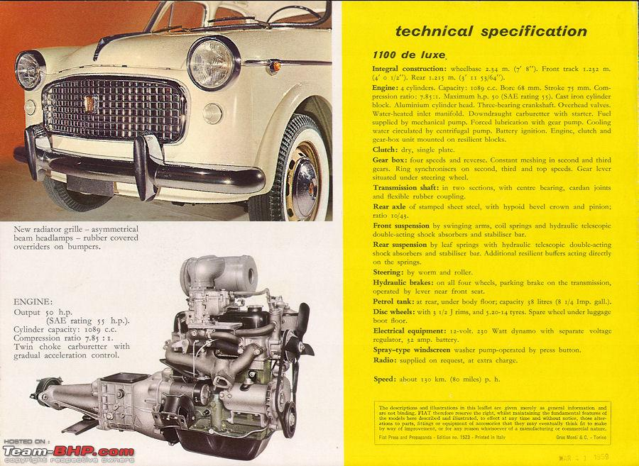 The Classic AdvertisementBrochure Thread  Page   TeamBhp