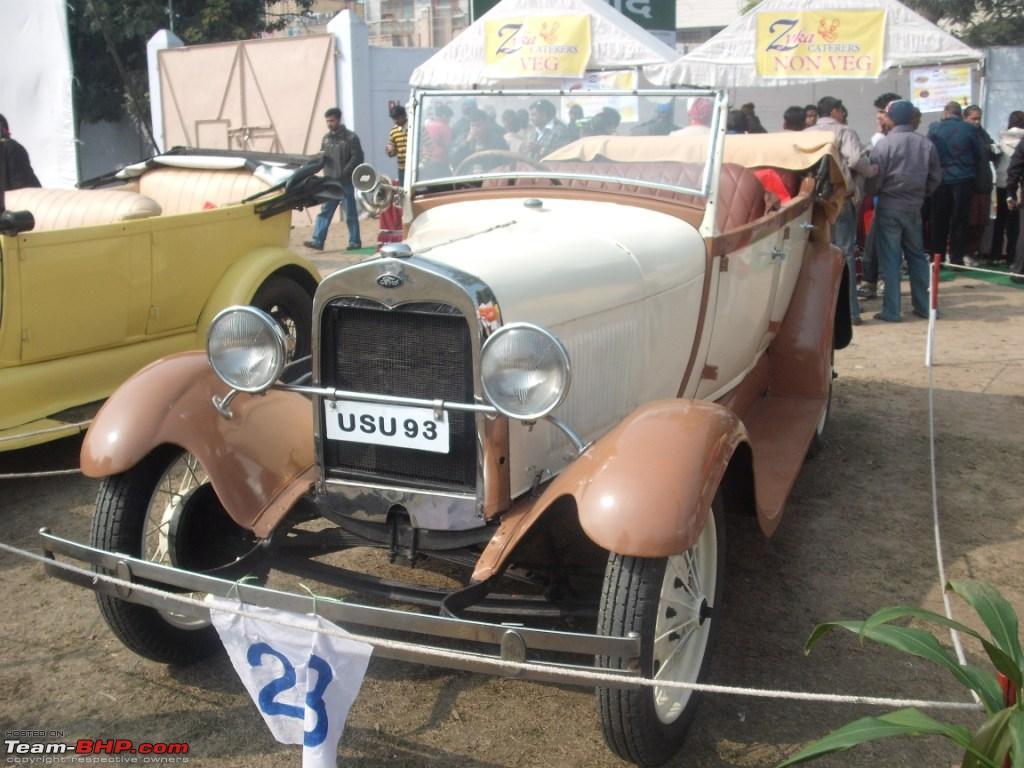 TS Johar's 1928 Ford Model A