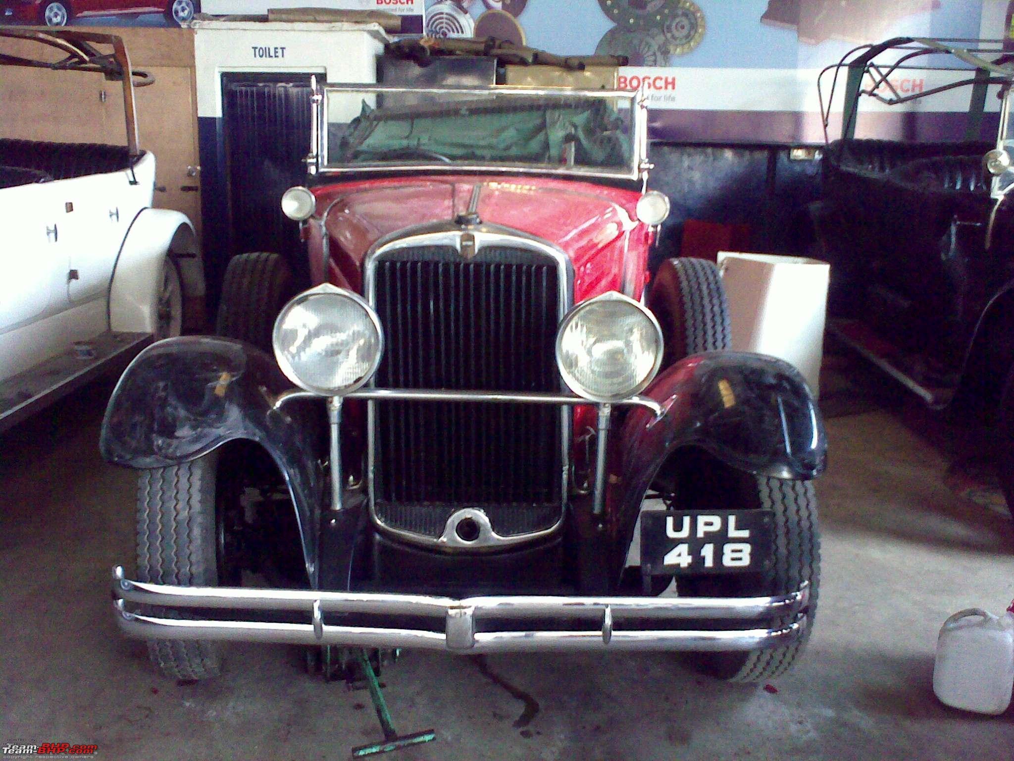 Pics: Vintage & Classic cars