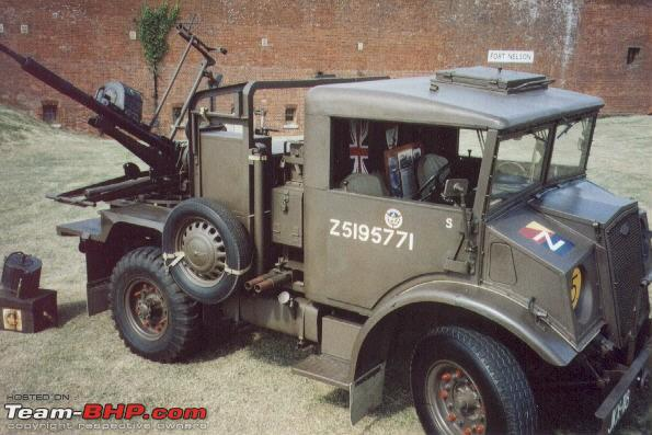 Name:  Ford F15 Polsten Army truck.jpg