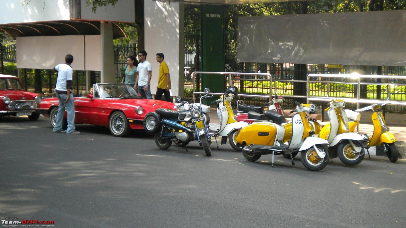 Mini Classic & Vintage Car Rally in Bangalore - Team-BHP