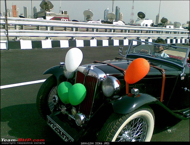 Vintage Car Cavalcade at the opening ceremony of North bound Carriageway on Sea-link-image3797.jpg