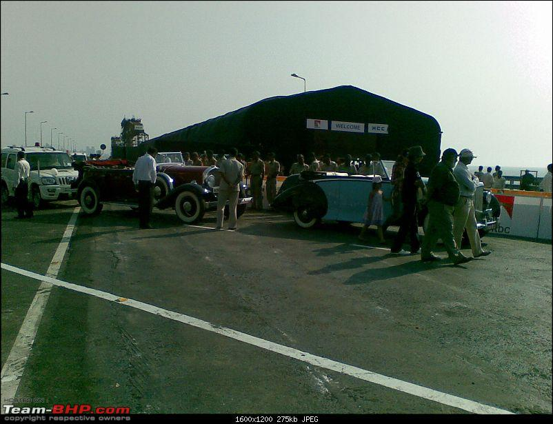 Vintage Car Cavalcade at the opening ceremony of North bound Carriageway on Sea-link-image3834.jpg