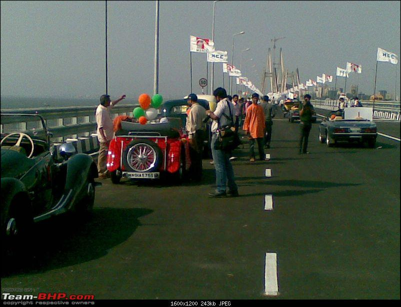 Vintage Car Cavalcade at the opening ceremony of North bound Carriageway on Sea-link-image3808.jpg